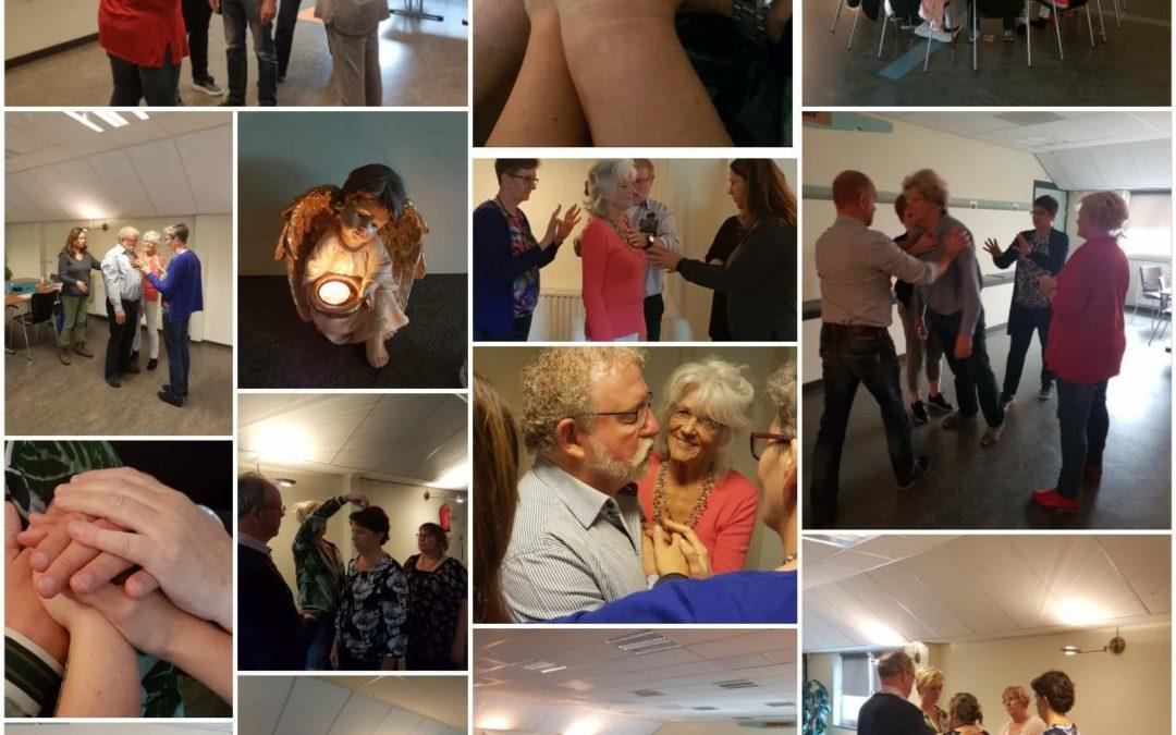 Workshop HEALING bij Stichting Horus een groot succes!