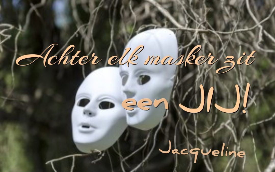 Draag jij een masker?